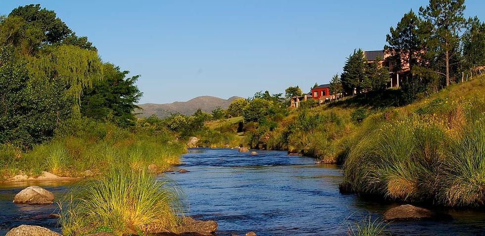 Vista Río del Medio